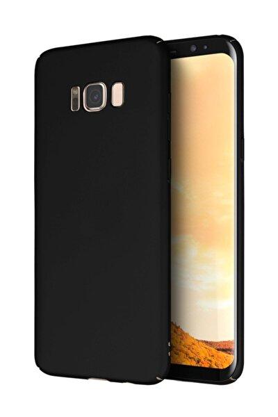 Samsung Galaxy S8 Plus Kılıf Premium Slim Siyah