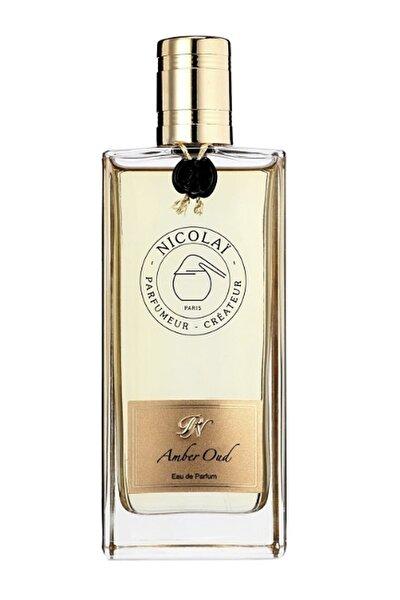Amber Oud Edp 100 ml Unisex Parfüm 3581000018310