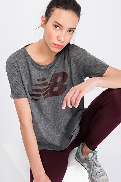 Kadın T-shirt - V-WTT807-CHC