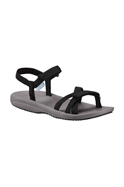BL4530 Wave Train Kadın Siyah Sandalet