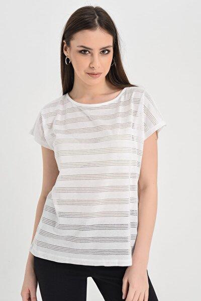 Kısa Kollu Basic Tshirt