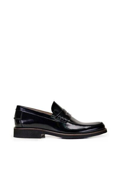 Siyah Erkek Sneaker 7648-051 EXL 52