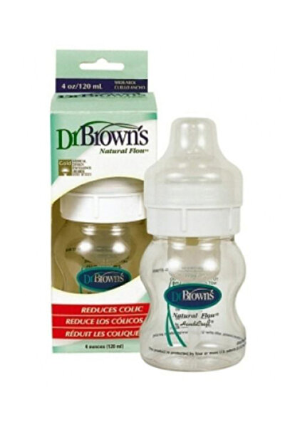 Dr Brown'S Geniş Ağız Biberon 4Oz/120Ml