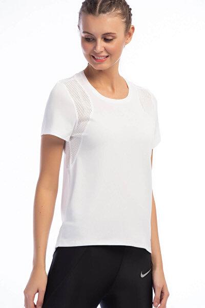 Kadın T-shirt - Run Top Ss - 890353-100