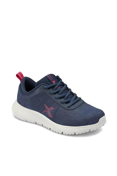 NUPER PU W Lacivert Kadın Yürüyüş Ayakkabısı 100337102