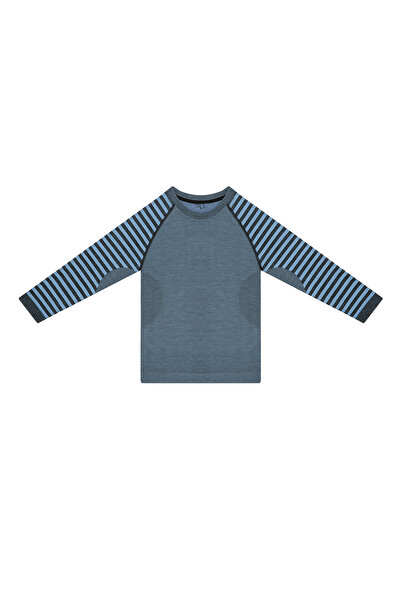 Ultimate Merıno Çocuk Seamless Termal Sweatshirt
