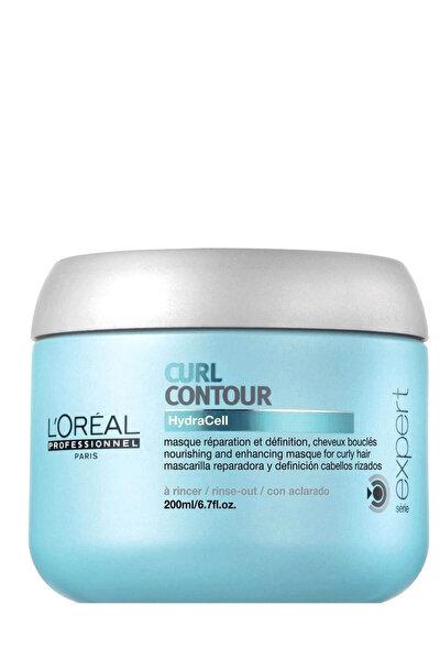 Kıvırcık Saçlar için Bukle Belirginleştirici ve Besleyici Saç Maskesi 200 ml 3474630351479