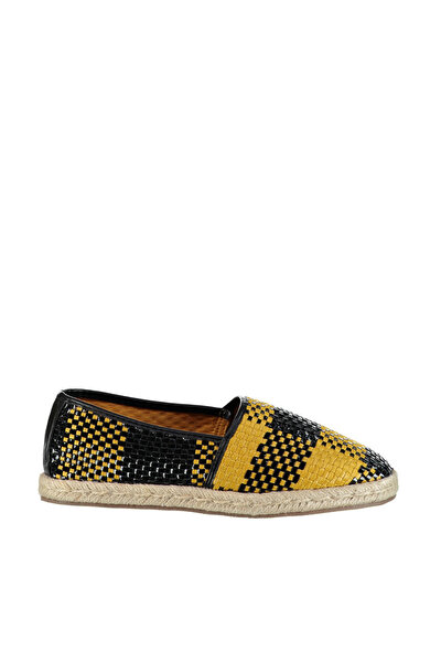 Sarı Kadın Ayakkabı