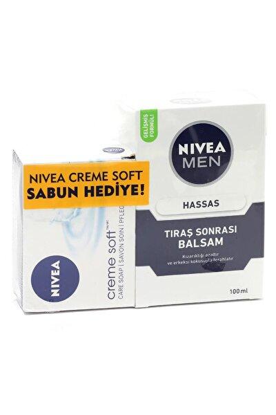 Hassas Ciltler Için Balsam 100 Ml + Sabun 100 G