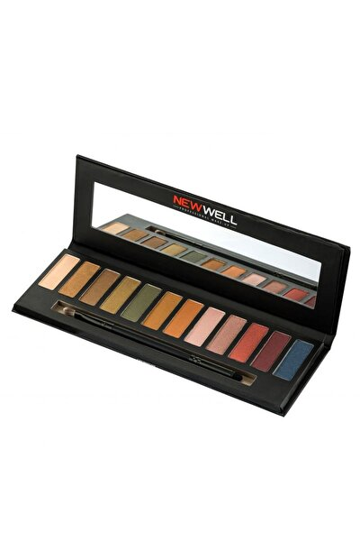 Far Paleti - Eyeshadow Palette Porcelain Make-Up 8680923319490