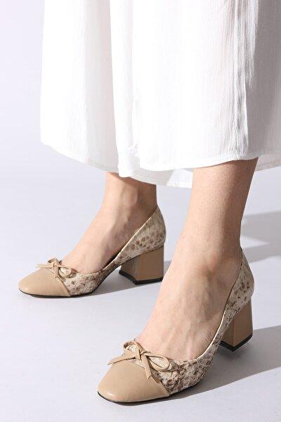 Vizon Kadın Klasik Topuklu Ayakkabı 11112014793-05