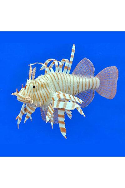 Akvaryum Dekor Süs Balık- Lion Fish