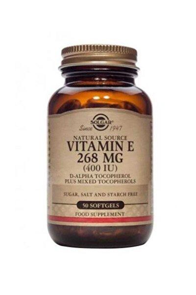 Vitamin E 400 Iu 50 Softjel
