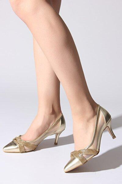 Dore Kadın Klasik Topuklu Ayakkabı 11110389408-03