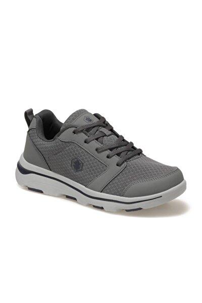Punto 1fx Gri Erkek Comfort Ayakkabı