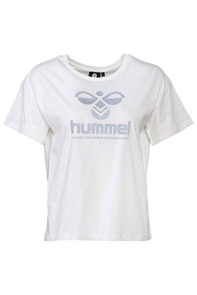 HMLVODER Beyaz Kadın T-Shirt 101085892