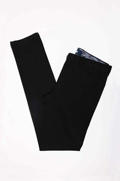 Erkek Siyah Ekstra Slim Pantolon Jk32es12m023