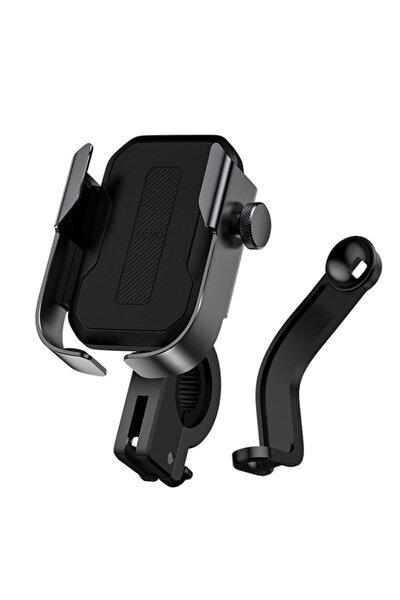 Baseus Armor Motorsiklet Bisiklet Telefon Tutucu Navigasyon Tutacağı