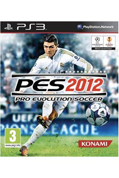 Pes 2012 Türkçe Ps3 Oyunu