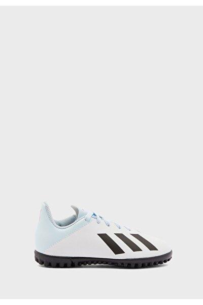 Erkek Çocuk Siyah Halı Saha Ayakkabısı X 19.4 Tf J