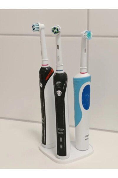 Oral B 3'lü Diş Fırça Standı