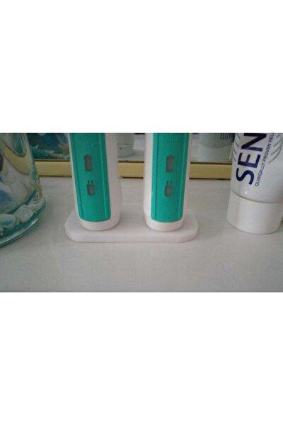 Oral-b Diş Fırçası Makina Standı'2li