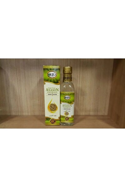Krk Gıda Anason Aroması Cam 250 Ml