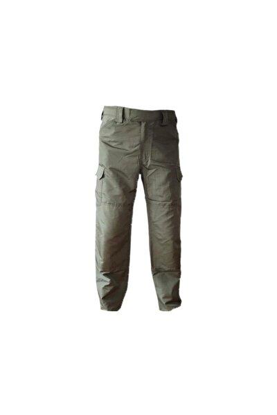 Erkek Haki Taktik Outdoor Rüzgar Geçirmez Pantalon