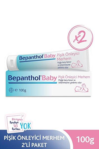 Baby Pişik Önleyici Merhem 100 g 2li Paket