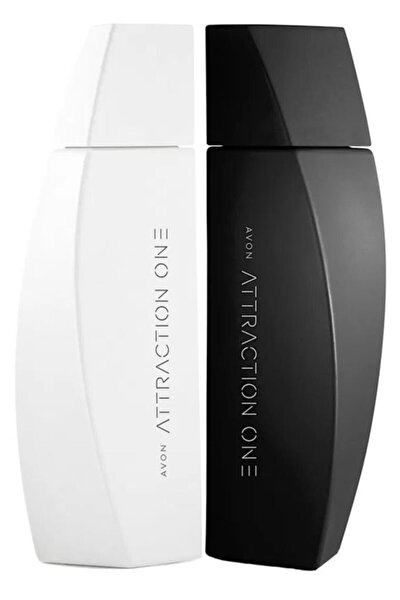 Attraction One Fresh Unisex Edp Parfüm Set