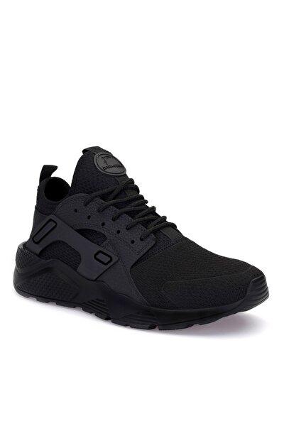 Unisex Siyah Sneaker HR2.DS