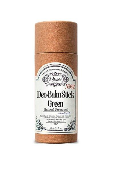 Doğal Deodorant / Deo Balm Stick Green