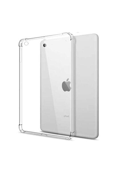 """Apple Ipad Mini 5. Nesil (2017) 7.9"""" Kılıf Shock Köşe Korumalı Darbe Emici Şeffaf Yumuşak Silikon"""
