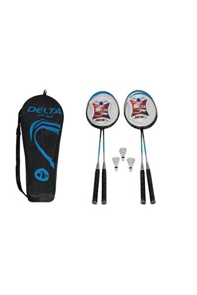 4 Badminton Raketi 3 Badminton Topu Çantalı Grup Seti
