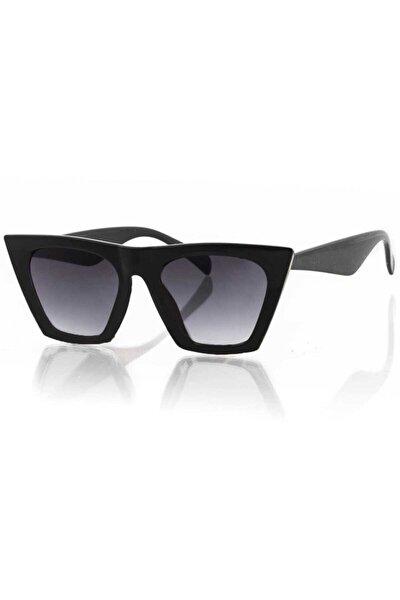 Sm19sm8045r001 Siyah Kadın Güneş Gözlüğü