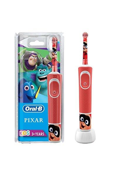 Çocuklar Için Şarj Edilebilir Diş Fırçası D100 Vit. Pixar Özel Seri