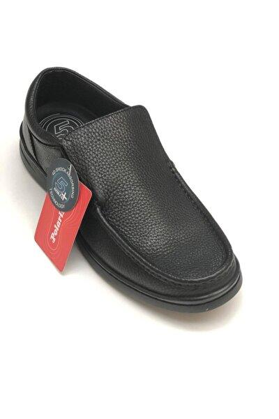102143.M Siyah Erkek Ayakkabı 100546716