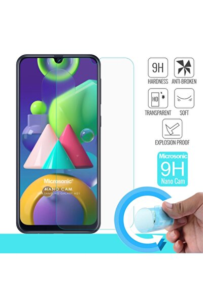 Samsung Galaxy M21 Nano Glass Screen Protector