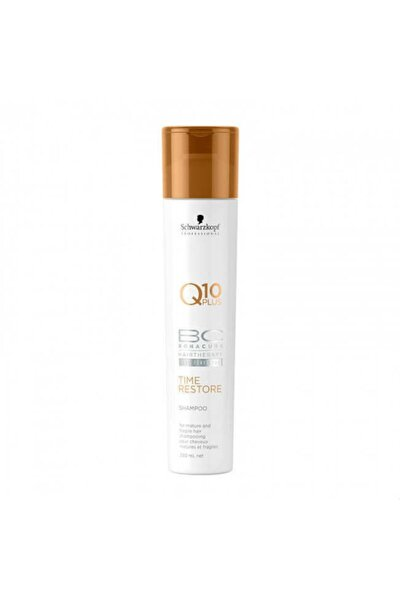 Time Restore Q10 Plus Olgun Saç Bakım Şampuanı 250 ml