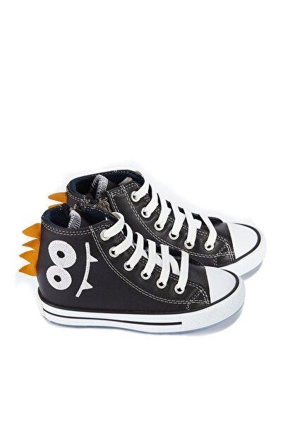 Canavar Tırtırlı Erkek Çocuk Sneakers