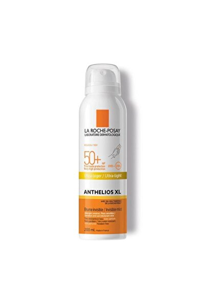 Anthelios Xl Ultra Light Spf 50+ Spray Ppd 25 200ml