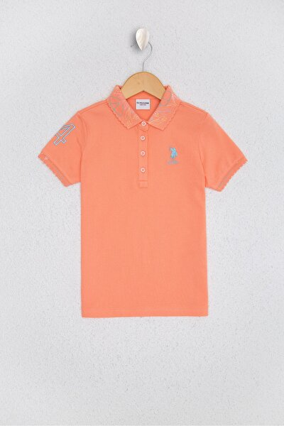 Pembe Kız Çocuk T-Shirt