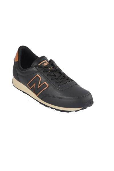 Erkek Siyah Spor Ayakkabı U410tlb