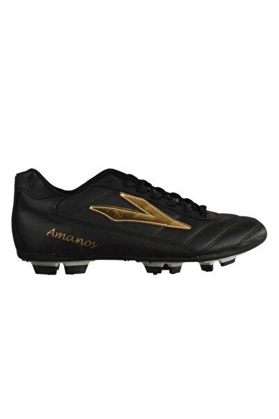 Erkek Siyah Halı Saha Ayakkabı & Krampon 19SEZAYLİG00001