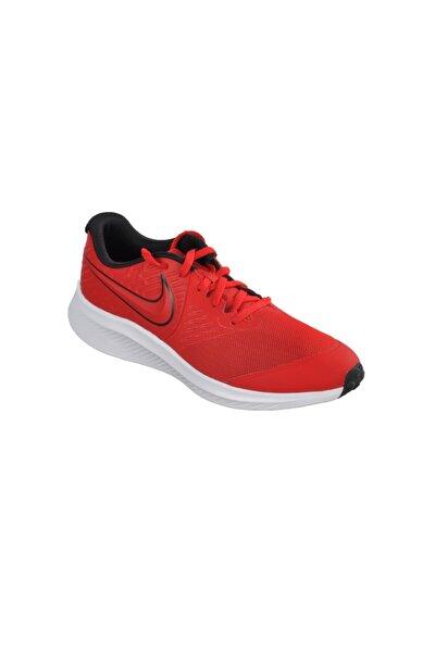 Kadın Kırmızı Sneaker Ayakkabı Aq3542-600