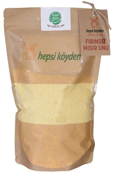 Hepsiköyden Mısır Unu 1kg
