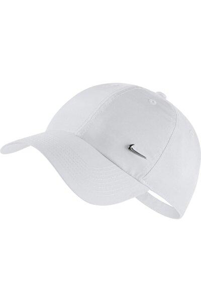 Unisex Şapka - U Nk H86 Cap Metal Swoosh - 943092-100