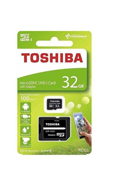 32gb Micro Sdhc Uhs-1 Thn-m203k0320ea Bellek Kartı