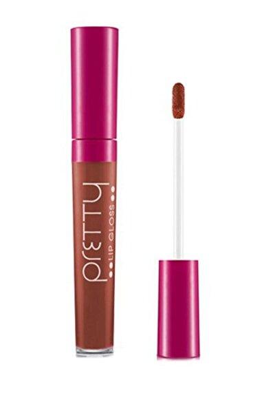 Dudak Parlatıcısı - Pretty Lip Gloss Scarlet Sienna P821 8690604193721