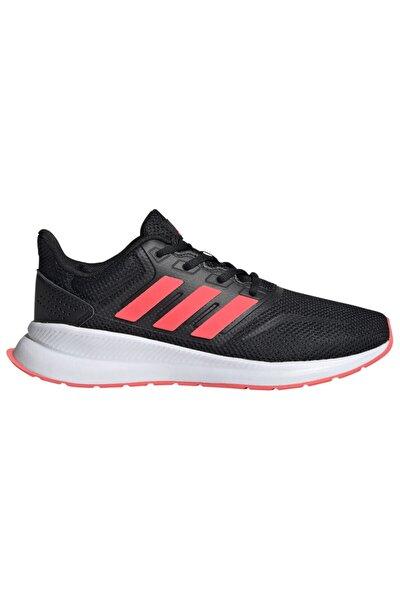 Siyah Runfalcon (gs) Spor Ayakkabı